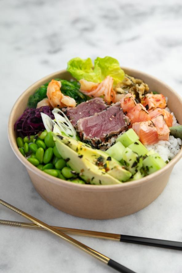 Wat is een poké bowl?